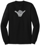 Long Sleeve: Hang Loose T-shirts