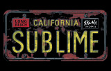 Sublime - License Plate Posters