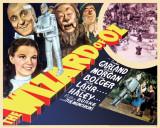 Wizard Of Oz - Cast 2 Prints