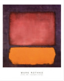 Rothko - Untitled 1962 Psters por Mark Rothko