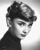 Audrey Hepburn - Close Up Prints