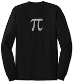 Long Sleeve: PI T-shirts