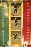 Bob Marley - Soccer Collage Prints