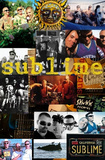 Sublime - Collage Posters