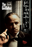 The Godfather - Film Strip Posters