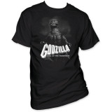 Godzilla - B&amp;W King of the monsters T-Shirt