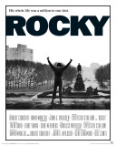 Rocky - Movie Score Posters