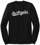 Long Sleeve: Los Angeles Neighborhoods Vêtements