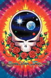 Grateful Dead - Space Your Face - Poster