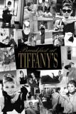 Audrey Hepburnová - Breakfast at Tiffany's, koláž Plakát