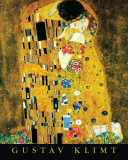 Klimt - Kiss Prints by Gustav Klimt