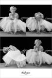 Marilyn Monroe - Ballerina Sequence Poster