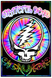 Grateful Dead - Space Your Face Prints