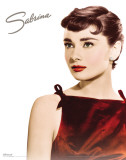 Audrey Hepburn - Sabrina Masterprint