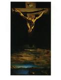 Dali - St. John Kunstdruck von Salvador Dalí