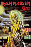 Iron Maiden - Killers Poster