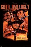 Hodný, zlý a ošklivý / Good, Bad And Ugly, 1966 (filmový plakát vangličtině) Plakát