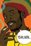 Rasta - Yeah Mon Poster
