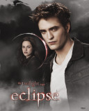 Twilight - Eclipse (Edward And Bella Moon) Print