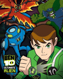 Ben 10 Ultimate Alien - Dusk Julisteet