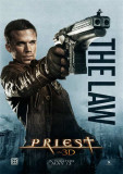 Priest - The Law Masterprint