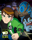 Ben 10 Ultimate Alien - Omnitrix Print