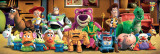 Toy Story 3 - Cast Kunstdruck