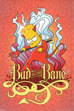 Simpsons  Bad to the Bone Posters