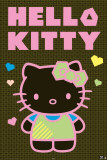 Hello Kitty - Neon Lámina