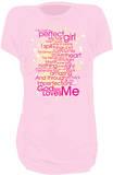 Juniors: Perfect Girl T-Shirt