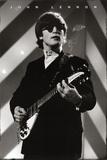 John Lennon - Guitar Print
