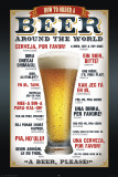Beer Please Plakat