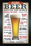 Beer Please Plakat