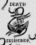 Cardxcore – death before dishonour Print