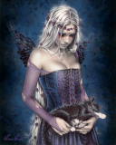 Victoria Frances (Angel Of Death) Foto