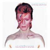 David Bowie - Aladdin Sane Płótno naciągnięte na blejtram - reprodukcja