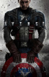 Captain America: The First Avenger Affiches