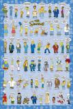 Simpsons - Sprüche Print