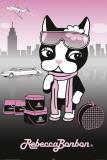 Rebecca Bonbon - Pretty In Pink Posters