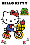 Hello Kitty - Tricycle Prints