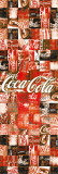 Coca-Cola - Patchwork Reprodukcje