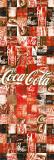 Coca-Cola - Patchwork Affischer