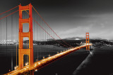 San Francisco, le Golden Gate Photographie