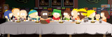 South Park - Das Letzte Abendmahl Poster