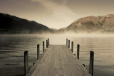 Jetty - Lake Rotoiti Print