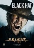 Priest - Black Hat Reprodukcja arcydzieła
