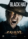 Priest - Black Hat Masterprint