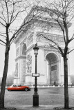 Paris - Arc De Triomphe Poster