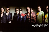 Weezer - Band Photo Psters