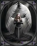 Anne Stokes - Prayer for the Fallen Plakaty